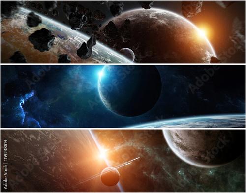 panorama-systemu-odleglej-planety-w-przestrzeni-renderowania-3d-elementy-tego-obrazu-dostarczone-przez-nasa