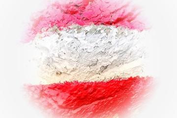 Austria - Österreich - Fahne / Flagge