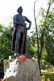 The monument to the commander Alexander Suvorov in the city of Mytischi. - 191271511