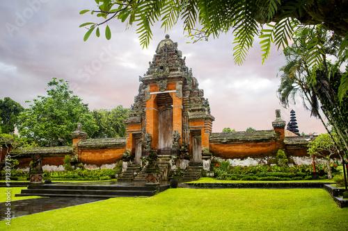 Papiers peints Bali Индонезия. Бали, Индонезия, Храм Пура Тамань Аюн.