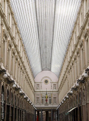 Foto op Plexiglas Brussel Brussels