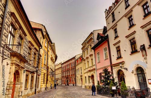 Fototapeta Krakow, Poland