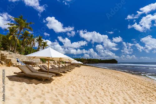 Plexiglas Bali Balangan Beach - Bali Indonesia