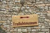 Schild 235 - Freilichtmuseum - 191349985
