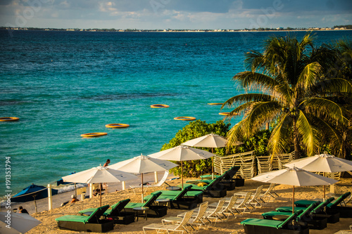 Foto op Plexiglas Tropical strand Tropical Beach Resort
