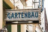 Schild 279 - Gartenbau - 191358741