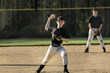 Youth Pitcher Ready To Throw