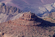 The unique geological features of the Grand Canyon