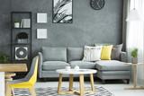 Cozy open space interior - 191452198