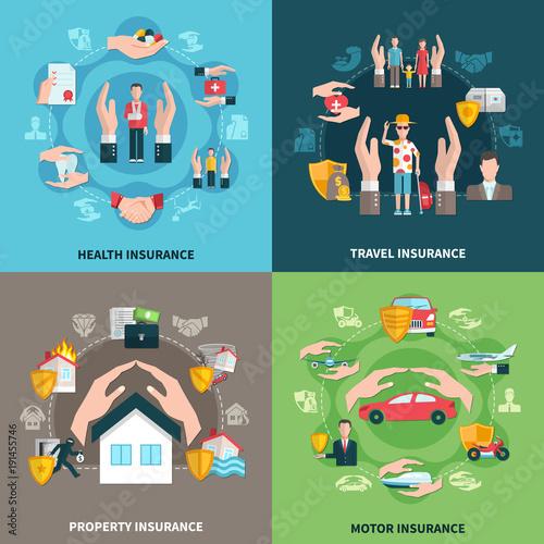 Insurance Design Concept