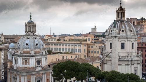 Deurstickers Rome Columna de Trajano