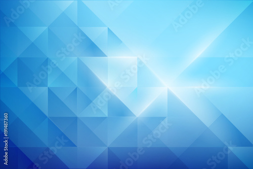Abstract blue background dark curve 006