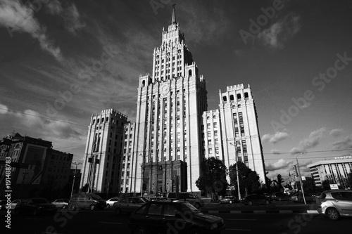 Staande foto Moskou MOSCOW RUssia