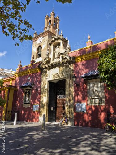 Iglesia de San Lorenzo en Sevilla