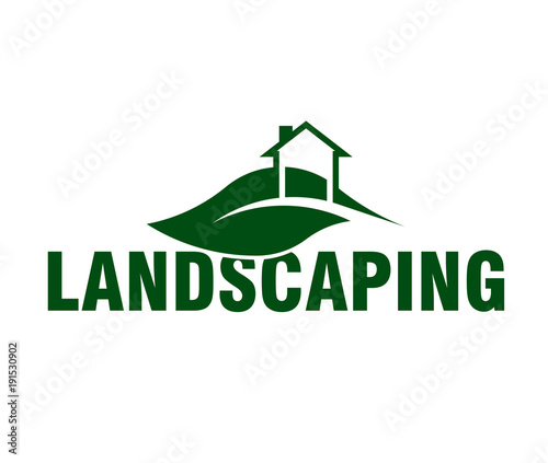 Logo For Landscaping Or Gardening Company