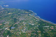 Aerial view of the island of Okinawa in the south of Japan - 191548308