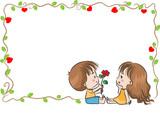 valentines day card - 191557320