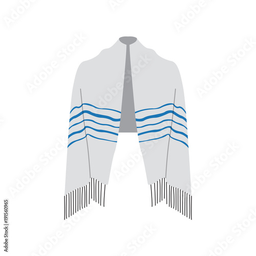 Jewish tallit image