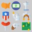 icons set about United States . [keywordRandom:3]