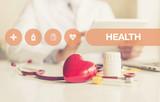 HEALTH CONCEPT: HEALTH - 191594102