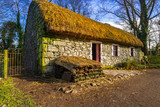 Old cottage house in Co. Clare, Ireland - 191604103