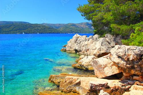 Island Hvar, Croatia