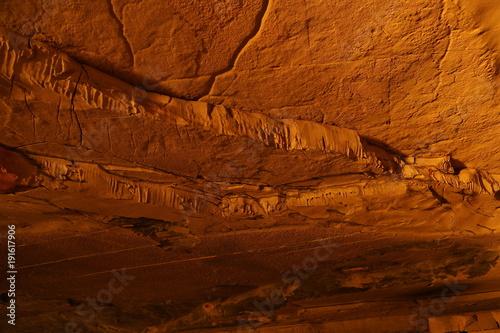 Staande foto Bruin Caves in India