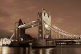 Tower Bridge in London - 191650308