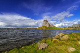 Dunguaire castle in Co. Galway, Ireland - 191677501