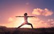 Body health and balance.