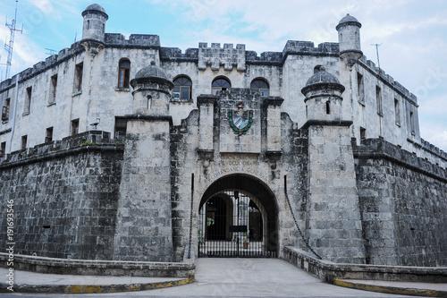 Papiers peints La Havane Castillo de la Real Fuerza - Old Havana, Cuba