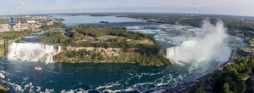 Niagara Falls in Ontario (Canada) - 191697725
