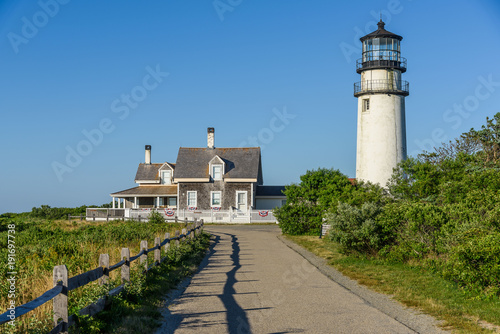 Highland Light in Cape Cod