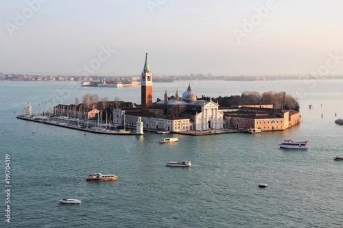 Foto op Canvas Venetie San Giorgio Maggiore, Venise, Italie