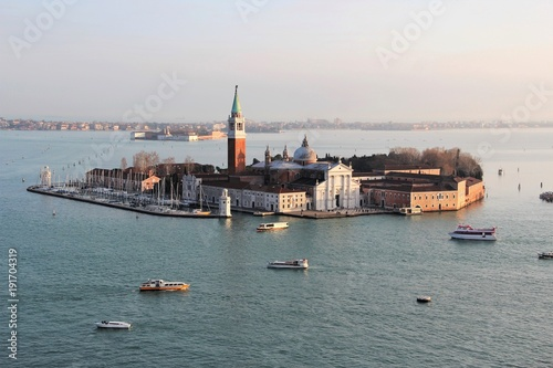 Foto op Plexiglas Venetie San Giorgio Maggiore, Venise, Italie