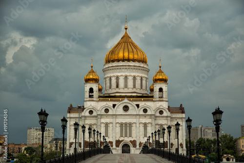 Katedra Chrystusa Zbawiciela w Moskwie