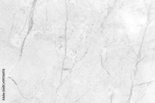 White marble texture abstract background pattern.