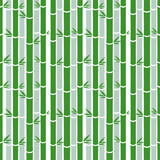 vector bamboo seamless pattern