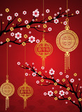 Chinese New Year Bac...