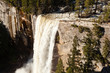 Waterfall in Yosemite National Park. - 191728175