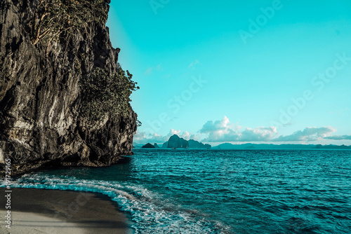 Foto op Canvas Tropical strand Philippines landscape