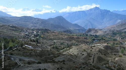 Papiers peints Gris Nepal, Annapurna circuit. Nature & Landscape of an incredible Country