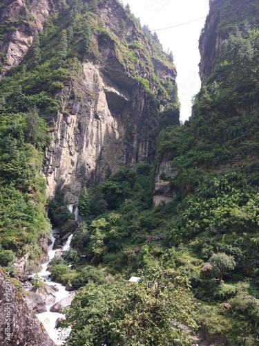 Fotobehang Khaki Nepal, Annapurna circuit. Nature & Landscape of an incredible Country