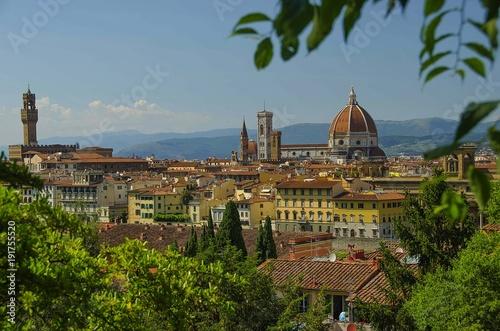 Staande foto Florence El Duomo de Florencia