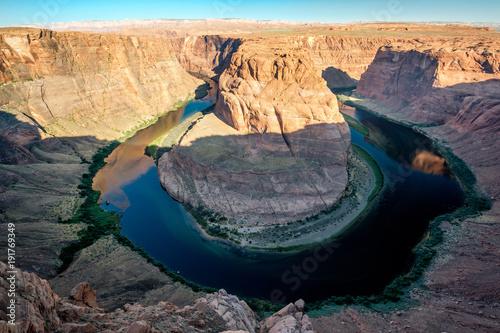 Foto op Canvas Arizona Horseshoe Bend on Colorado River