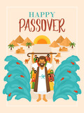 Passover holiday gre...