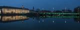 Uniwersytet i most - panorama