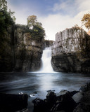 High Force sunrise