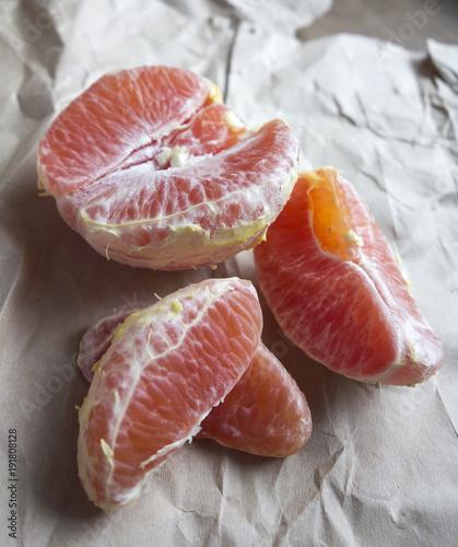 Oranges Segments