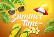 Summer time, été
